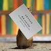 嘿,这是我!my business card.