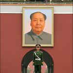 Portrait of Mao Zedong